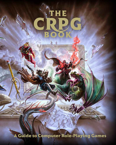 crpg book cover